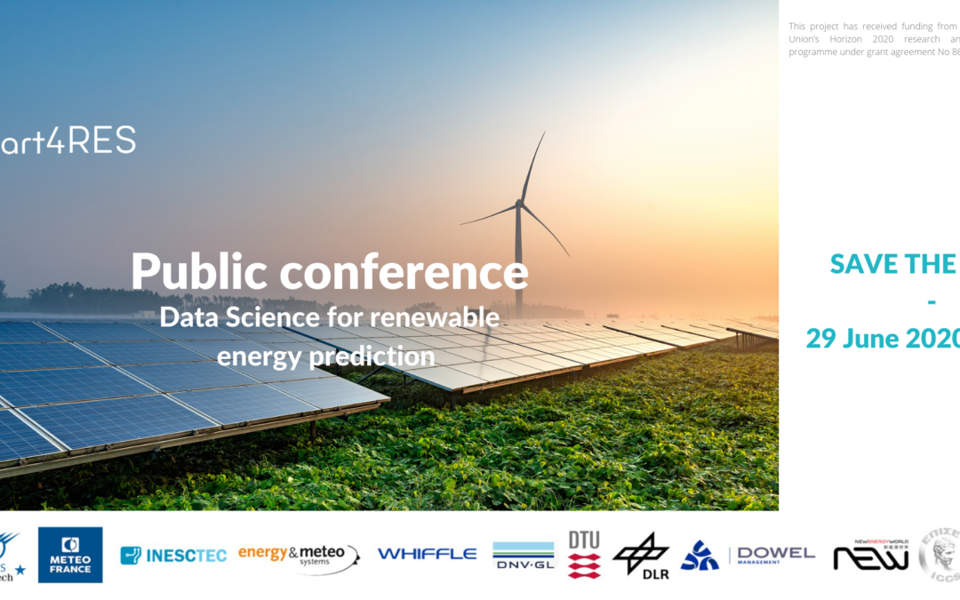 Smart4RES Public conference – 29 June, Porto [CANCELED]